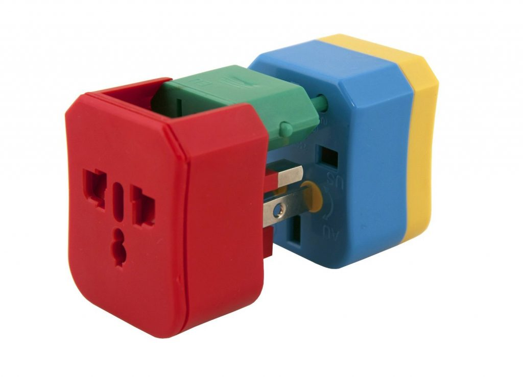Universal Power Adapter Gift